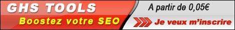 GHS TOOLS : Logiciel de référencement internet